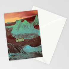 Greetings from a Strange Land Stationery Cards