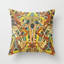 Rungglow Knox Throw Pillow