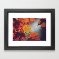 Stand out Framed Art Print