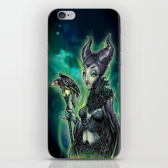 EVIL iPhone & iPod Skin