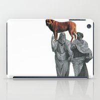 Plato N Aristotle Walkin… iPad Case