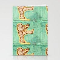 Astrokick. Stationery Cards