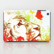 Beast and the Butterflies II iPad Case