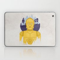 C3PO Laptop & iPad Skin