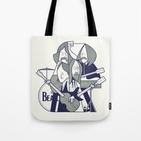 Fab Four Tote Bag