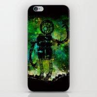 Mad Robot iPhone & iPod Skin