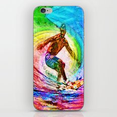 Surf Style iPhone & iPod Skin