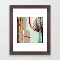 ikgjhh Framed Art Print