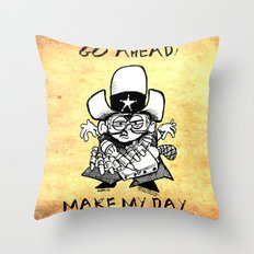 WHIZ KIDS - PRINT V1 Throw Pillow