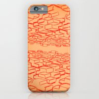iPhone & iPod Case featuring Cars by David King