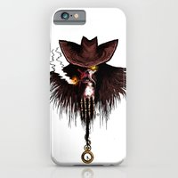 Charon, boatman of the dead iPhone 6 Slim Case