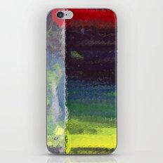 CRAYON LOVE: Rainbow Falls iPhone & iPod Skin
