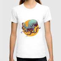 octopus T-shirts featuring Octopus by Eric Persson