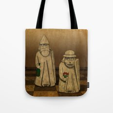 Playing for Peace Tote Bag
