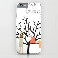 iPhone & iPod Case featuring Hung up to dry... by Lockyisliving