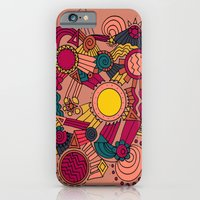 iPhone & iPod Case featuring The Earthly Environment by DuckyB (Brandi)