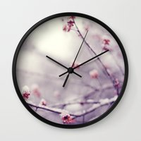 poem of the air Wall Clock