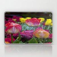 Glass Tulips  Laptop & iPad Skin
