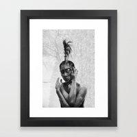 Outsider1 Framed Art Print