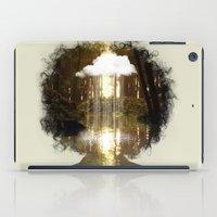 Brain Rain iPad Case