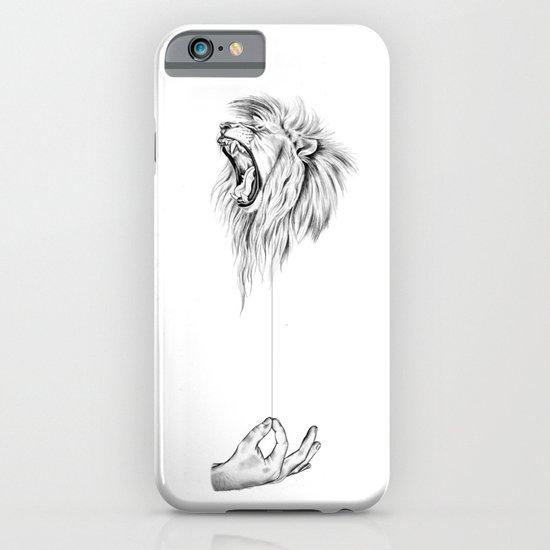 Hear me Roar iPhone & iPod Case