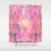 Caleidoscope Tre Shower Curtain