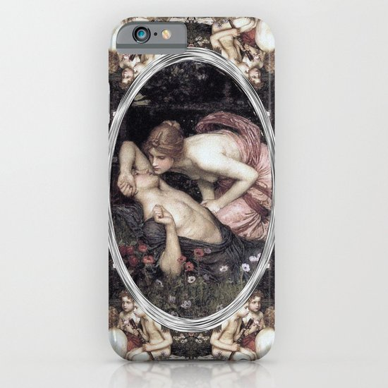 Awakening of Adonis (Waterhouse) iPhone & iPod Case