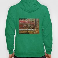 Abandoned In The Woods Hoody