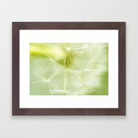 Easiness Framed Art Print