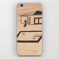 Pool #1 iPhone & iPod Skin