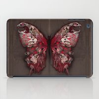 Gothic Butterfly iPad Case