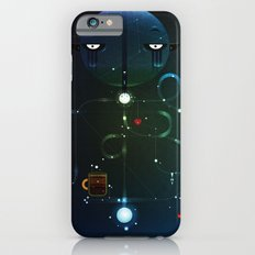 Self Portrait: Raid Boss, Coffee and Constellations iPhone 6 Slim Case