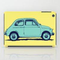 Fiat 500 iPad Case