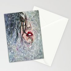 SOUS L'EAU Stationery Cards
