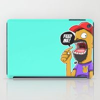 Feed Me! iPad Case