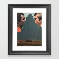 Improbable Framed Art Print