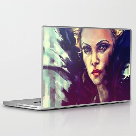 Bring me your heart... Laptop & iPad Skin