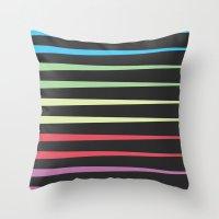 Trianglebow Throw Pillow