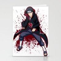 Itachi Uchiha  Stationery Cards