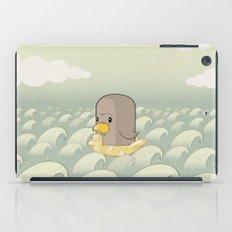 Chick Across the Sea iPad Case