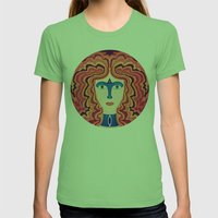 Blue Nose Womens Fitted Tee Grass SMALL