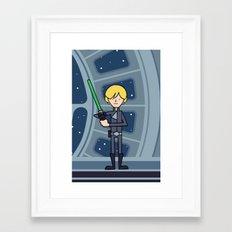 EP6 : Luke Framed Art Print