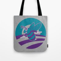 Obama vs Hornets - Welcome To Buzz City! Tote Bag
