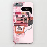 iPhone & iPod Case featuring The Polaroad Project by The Polaroad Project