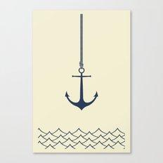 Anchors Away Canvas Print