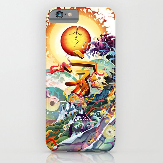 Japan Earthquake 11-03-2011 iPhone & iPod Case