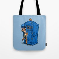 It's B-I-Double g-ER on the Inside Tote Bag