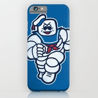 Marshmelin Man iPhone 6 Slim Case