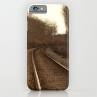 iPhone & iPod Case featuring Around the Bend by Shy Photog