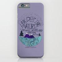 Einstein: Nature II iPhone 6 Slim Case